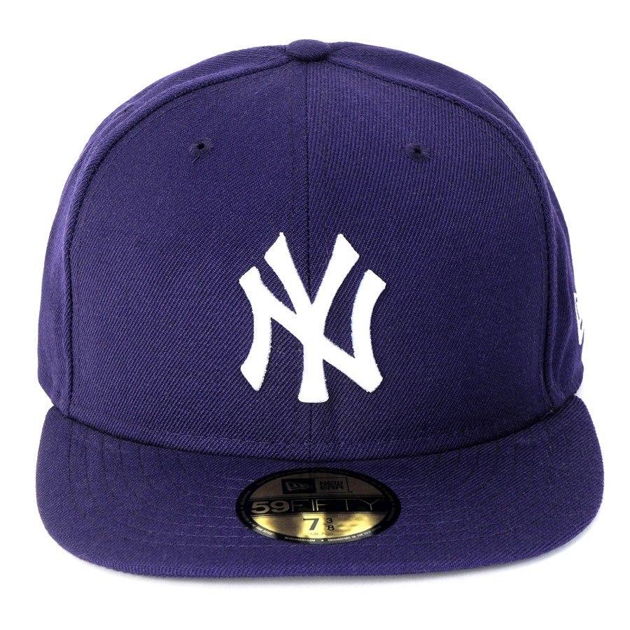 boné new era snapback fit new york yankees roxo ny aba reta. Carregando zoom . a60569548f3