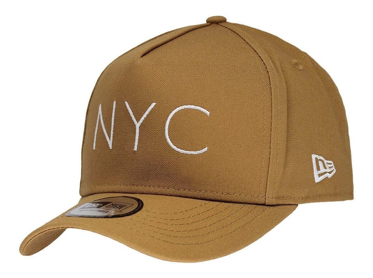 5e17ae28d9 boné new era snapback nyc bege - compre agora | well store. Carregando zoom.