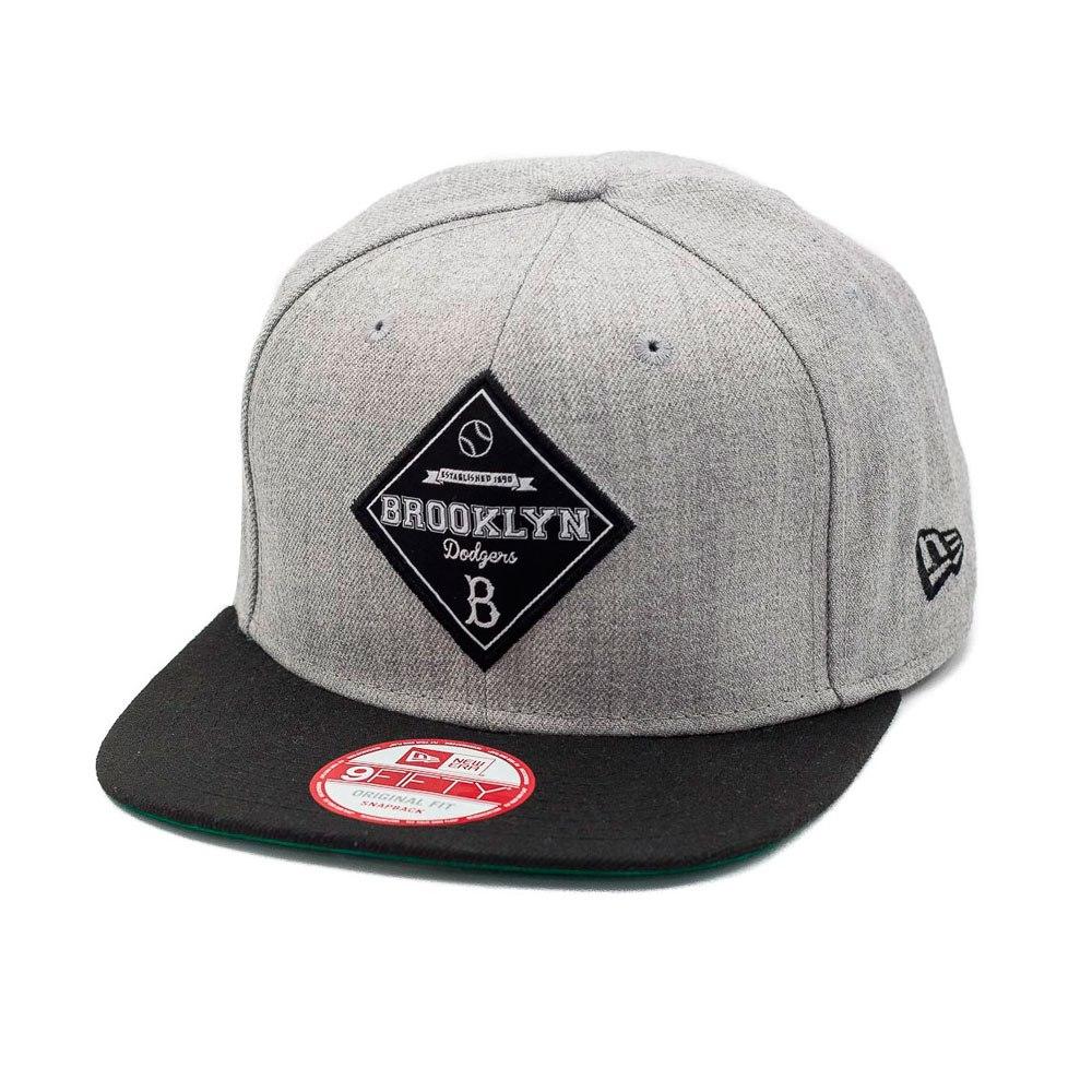 boné new era snapback original fit label brooklyn dodgers. Carregando zoom. 040b0b181c1