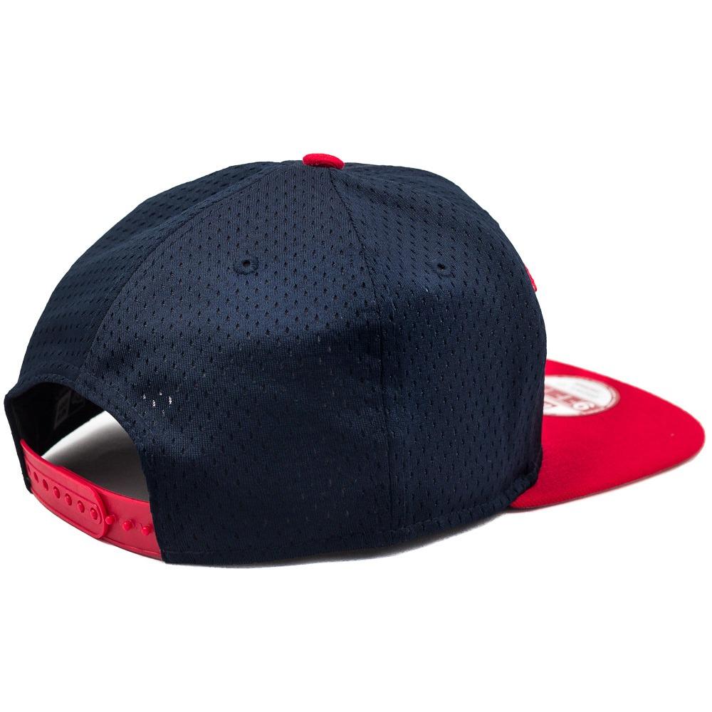 Boné New Era Snapback Original Fit New England Patriots Tea - R  179 ... 560722126fb