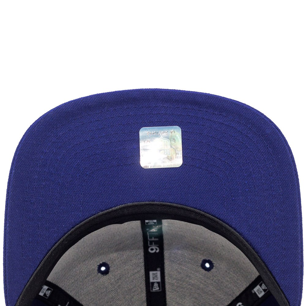 a7095a15708fd ... sweden boné new era snapback original fit nfl logo azul. carregando zoom.  baf20 b6d36