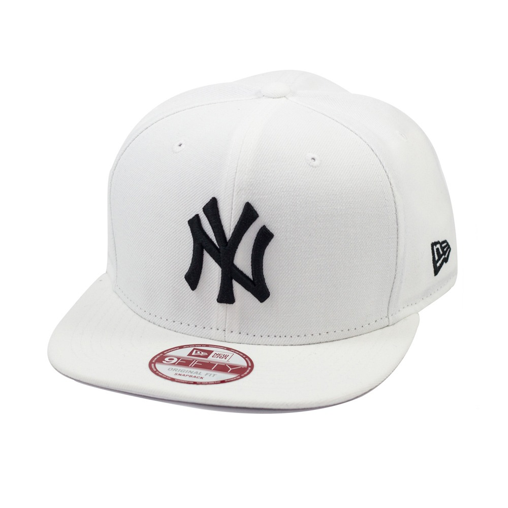 f32d43921c443 boné new era strapback original fit new york yankees branco. Carregando  zoom.