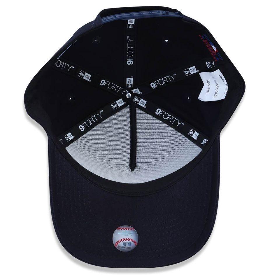 Boné New York Yankees 940 A-frame Navy - New Era - R  176 fe0417004ad