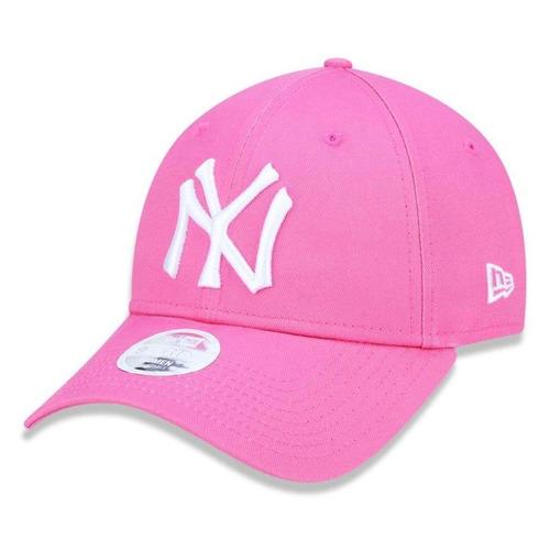 d5545c38e Boné New York Yankees 940 Cluth Hit 1934 Rosa - New Era - R  129
