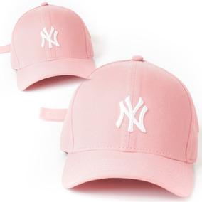 cfb77c37d3a Boné New York Ny Los Angele Yankees Fitao Preto Lindo Barato