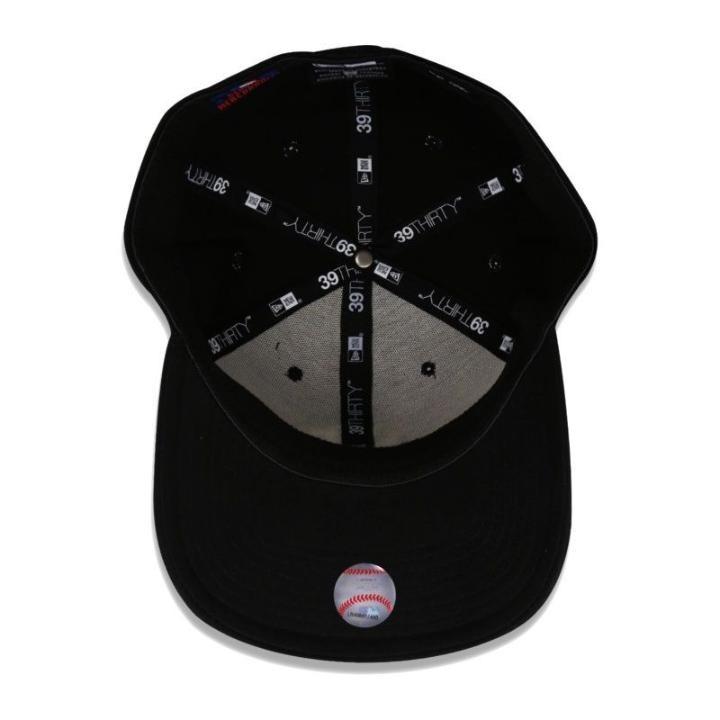 6e3f8e1466d51 Boné New York Yankees 3930 Black On Black Mlb - New Era - R  147
