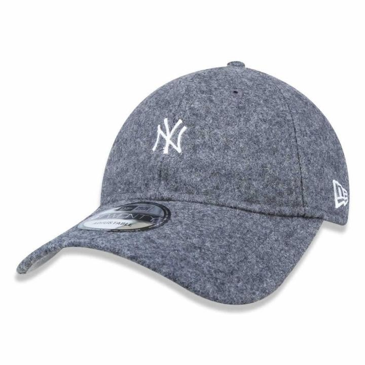 ... 100% quality 04705 b2852 boné new york yankees 920 mini logo cinza - new  era ... bcb4b71251a