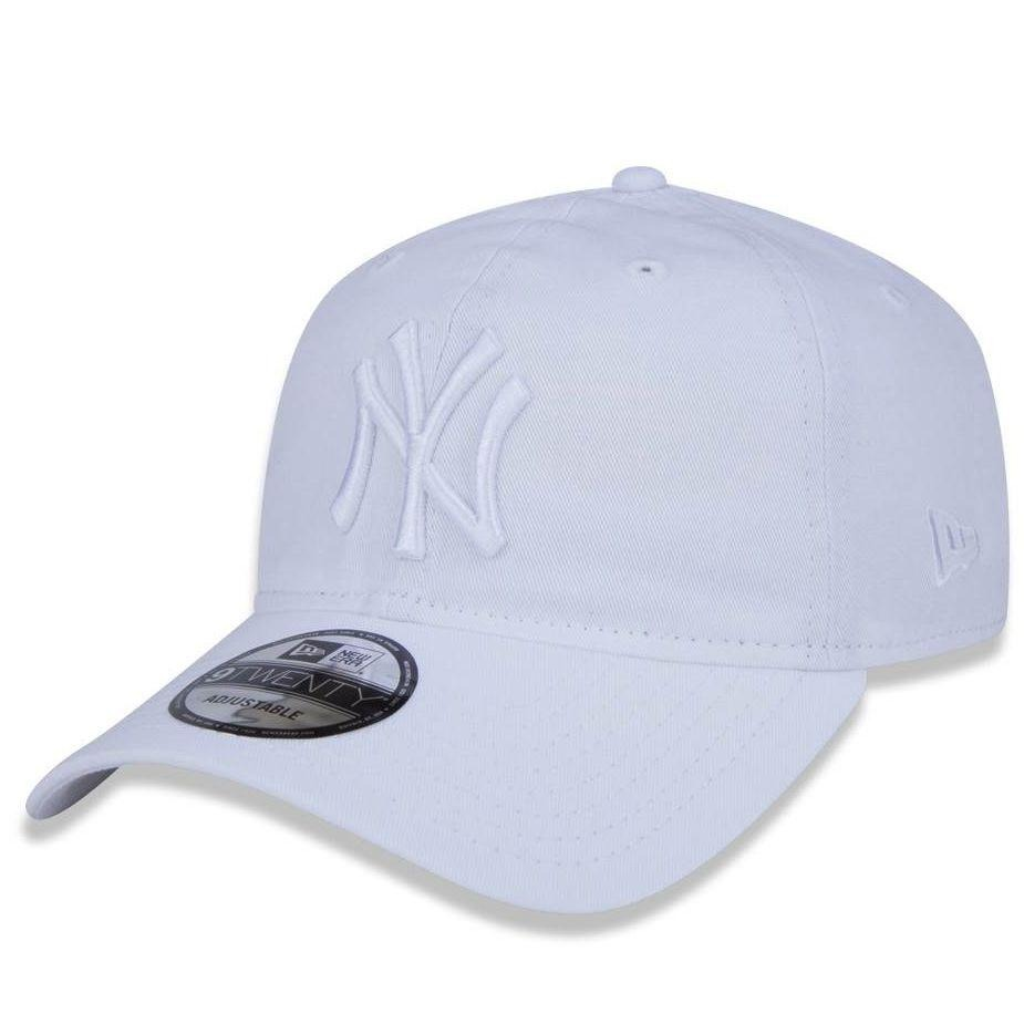 boné new york yankees 920 pastels branco - new era. Carregando zoom. 8b4a8408419