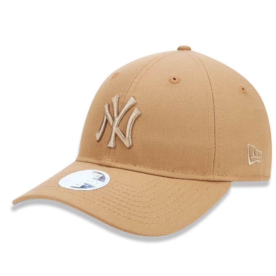 e015b223f Boné New York Yankees 920 Tonal Feminino Amarelo - New Era - R  141 ...