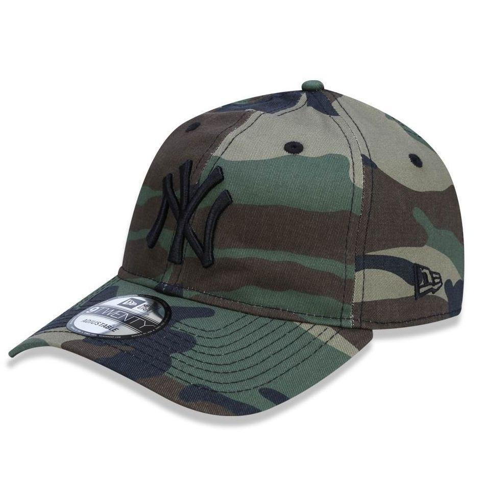 boné new york yankees 920 wood camo - new era. Carregando zoom. eb82ac3dfca