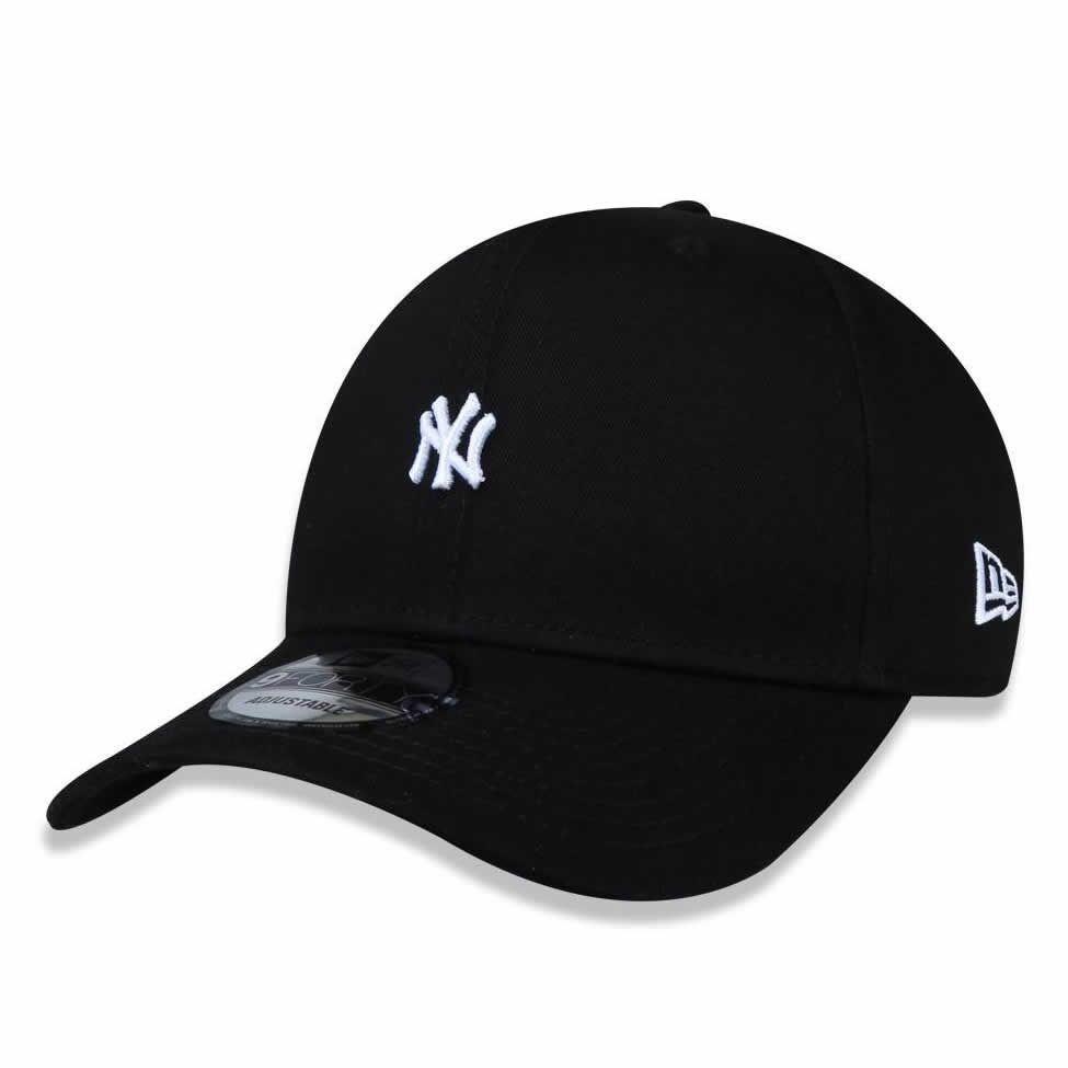 boné new york yankees 940 mini logo preto snapback - new era. Carregando  zoom. cb1696155a7b1