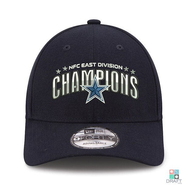 Boné Nfl Dallas Cowboys Nfc East New Era Elliott Draft Store - R ... c6f40d7293a