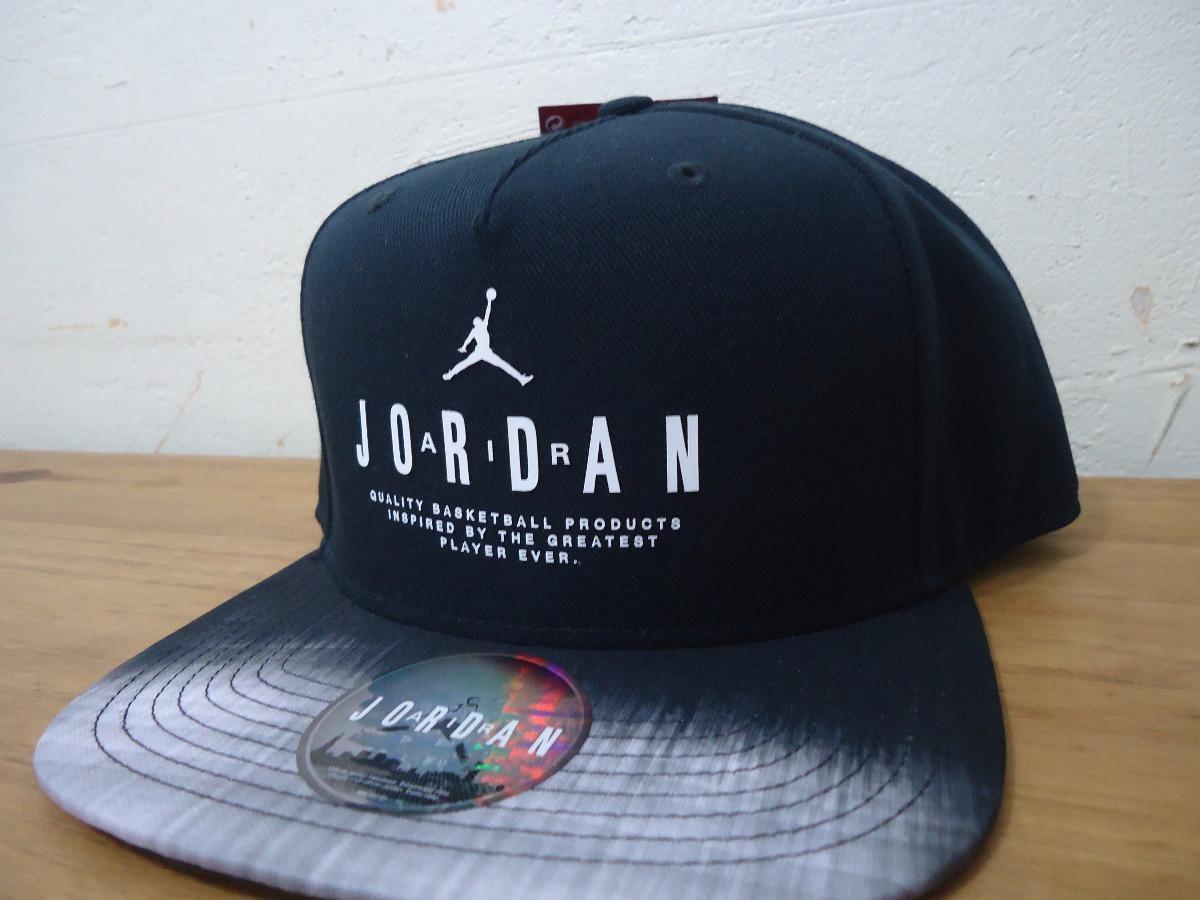 ef238133c86 boné nike air jordan heritage modern snapback original. Carregando zoom.