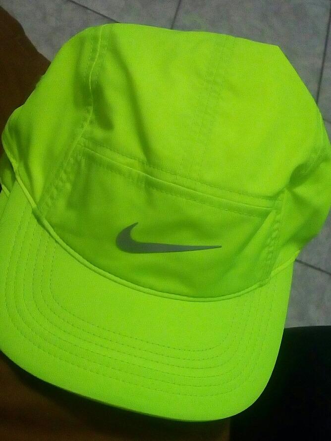 0383e6098f Bone Nike Aw85 Dri-fit (novo) - R  64