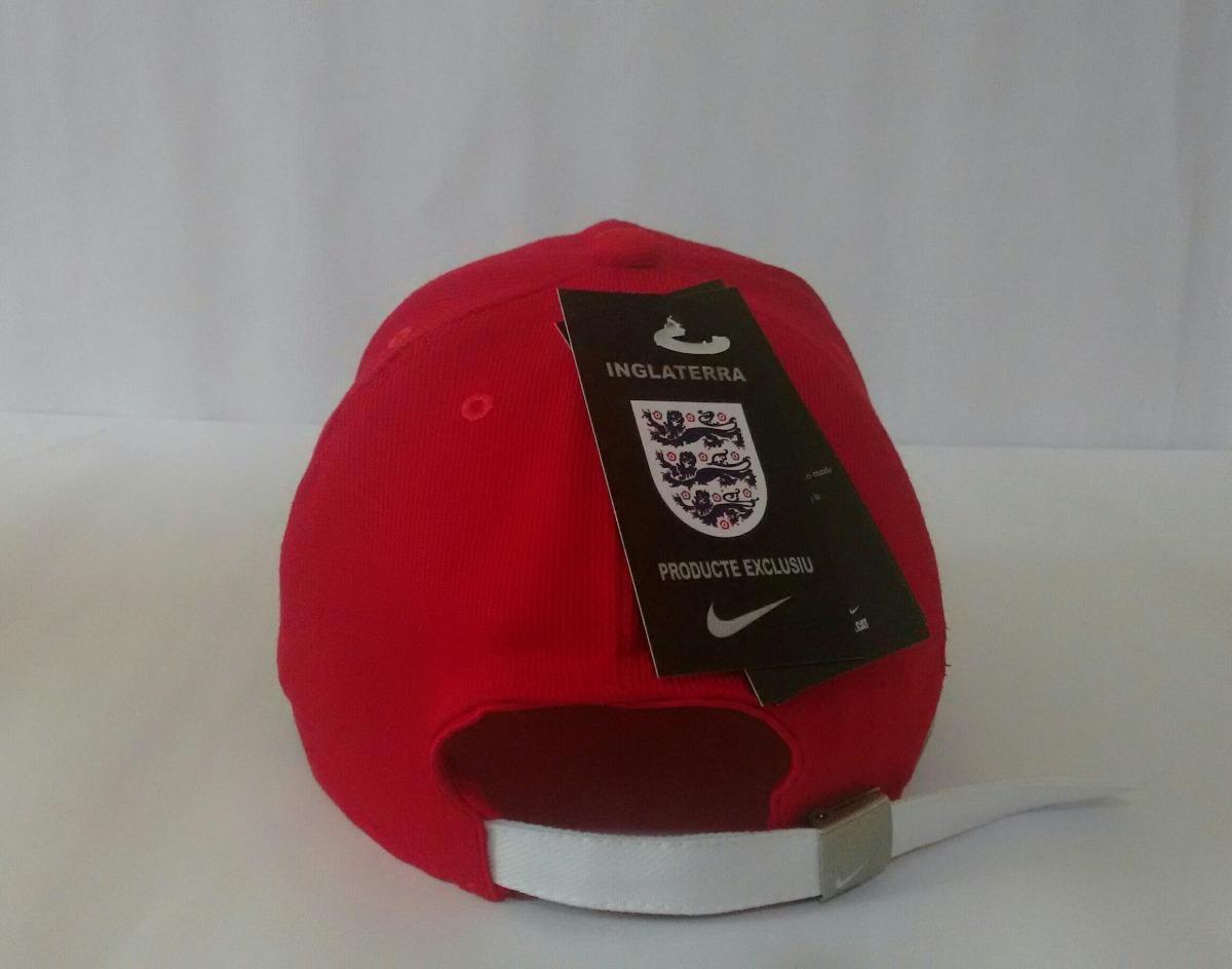 Boné Nike Core Inglaterra Fivela    Original    - R  120 bf8389d3a36