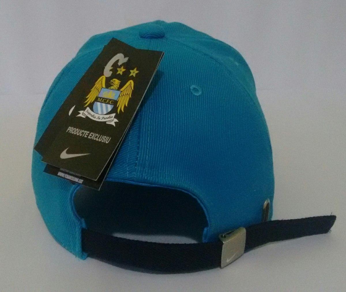 boné nike core manchester city azul bebê fivela   original  . Carregando  zoom. 321fa52181b