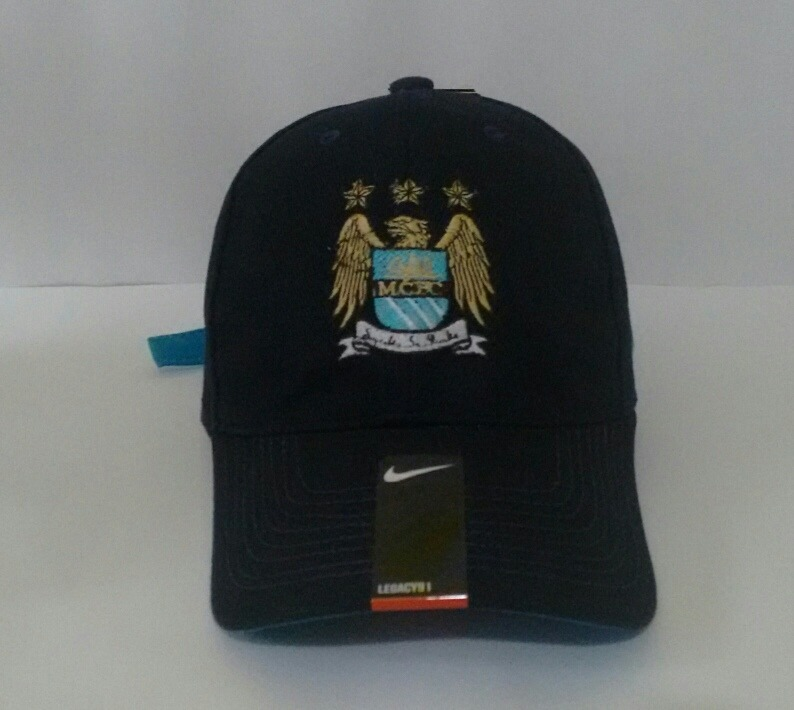 Boné Nike Core Manchester City Fivela    Original    - R  120 79f49fce3c5