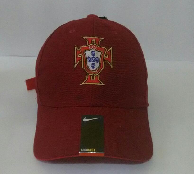 Boné Nike Core Portugal Fivela    Original    - R  120 d85b0715287
