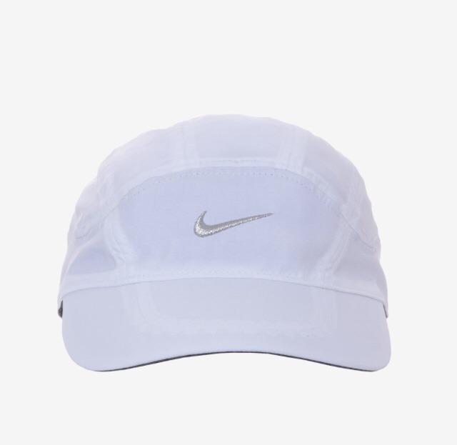 d0aab10a9b175 Boné Nike Dri-fit Branco - R  120