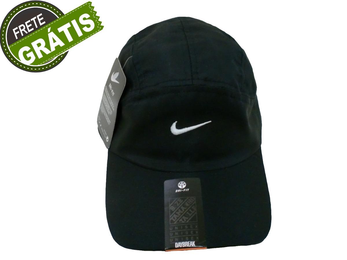 ba6fa412efed9 Boné Nike Dri Fit Spiros - R  50