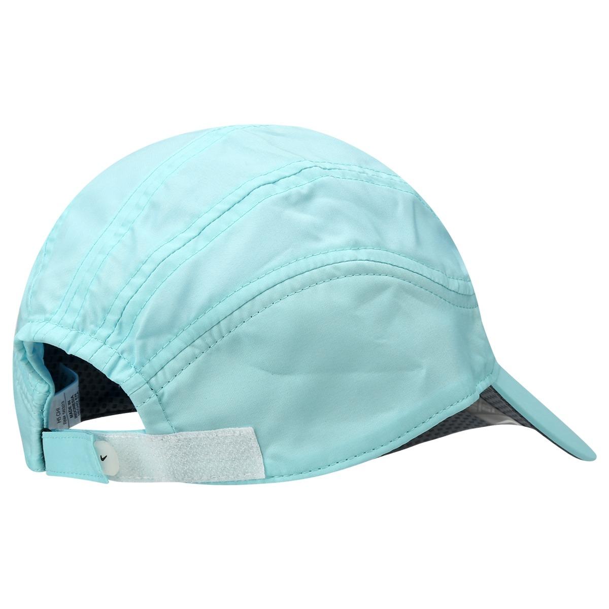 18d3399dc29e5 Boné Nike Dri-fit Spiros - Azul - R  60