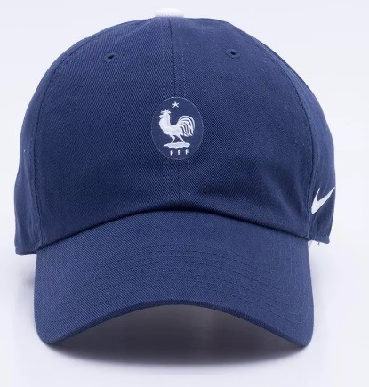 Boné Nike França H86 Core 881713-451 - R  99 f2f154f2f4d