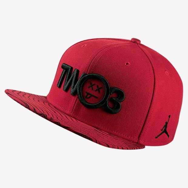 Boné Nike Jordan 12 Aba Reta Vermelho Snapback Original - R  120 641a47d825b