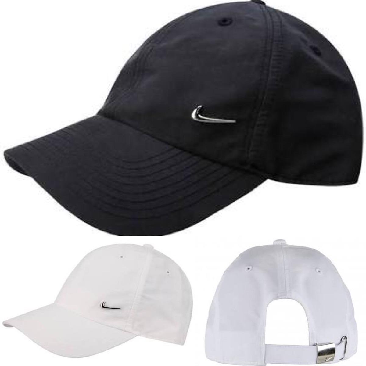 Boné Nike Metal Swoosh - R  58 876293d0b1e
