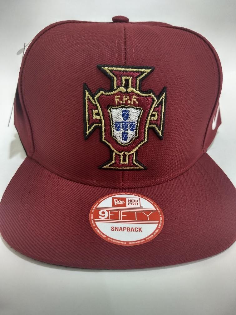 boné nike portugal snapback aba reta original. Carregando zoom. 576e112181c55