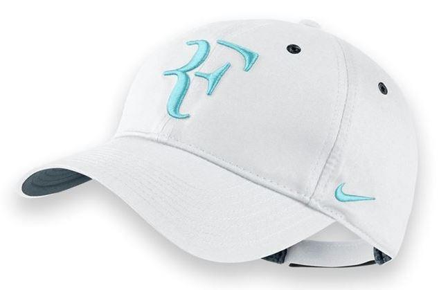 Boné Nike Roger Federer Rf Hybrid Cor  Branco - R  69 4072d1525b2