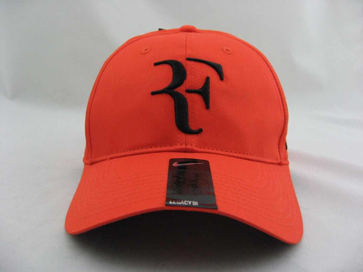boné nike roger federer rf hybrid cor  laranja. Carregando zoom. b359ee1f113