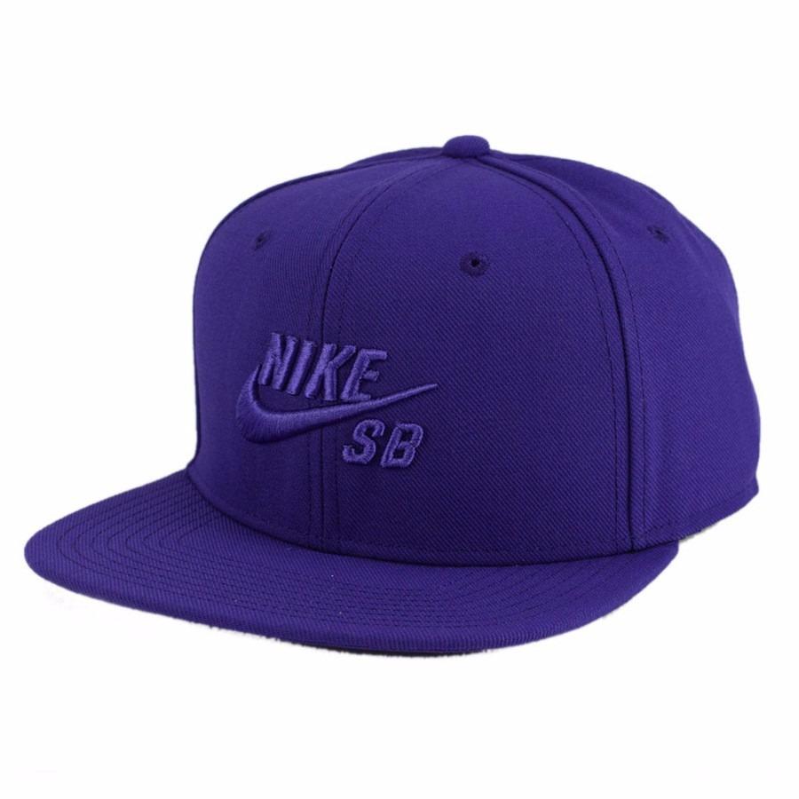boné nike sb icon snapback cap by nike roxo. Carregando zoom. b3e833f9cd9