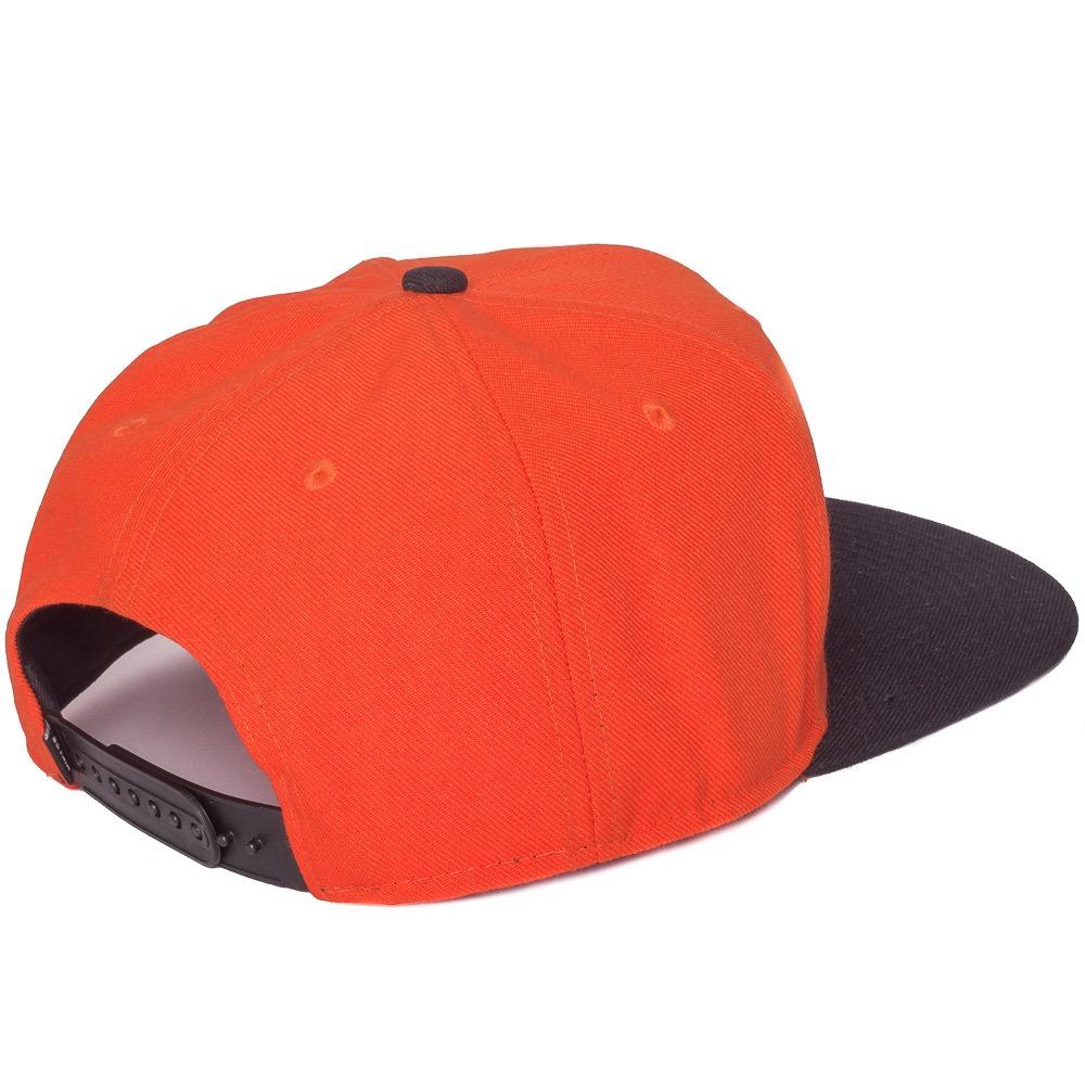 boné nike sb icon snapback laranja   preto. Carregando zoom. 04cb9079c3ce9