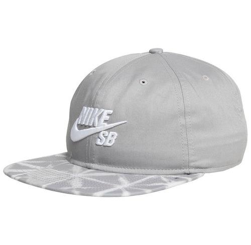 Boné Nike Sb Seasonal - Cinza - Strapback - R  129 970088a8f61