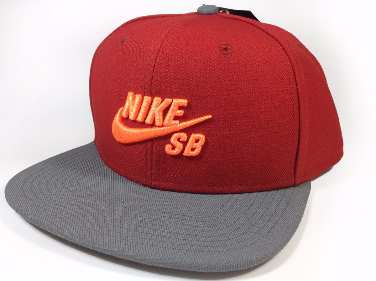 9f9c0b3f758 ... closeout boné nike sb snapback icon laranja casual skate original.  carregando zoom. 8ff1b 4137c