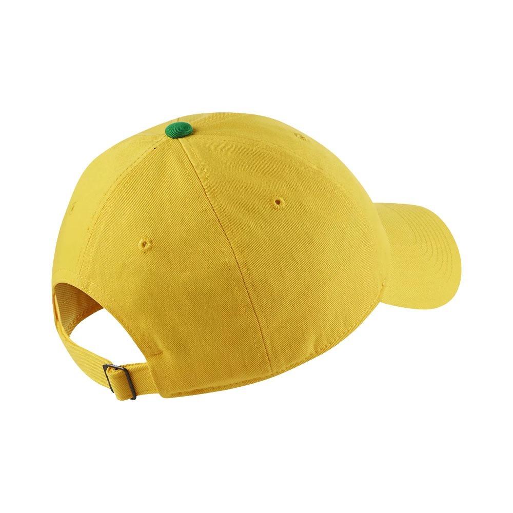 boné nike seleção brasileira h86 2018 amarelo - original. Carregando zoom. 2f3a2b92ce5