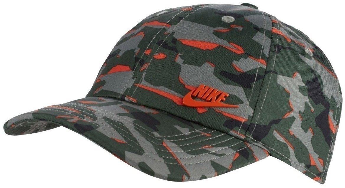 boné nike sportswear futura h86 camuflado - 942212-323. Carregando zoom. 1d575fad260