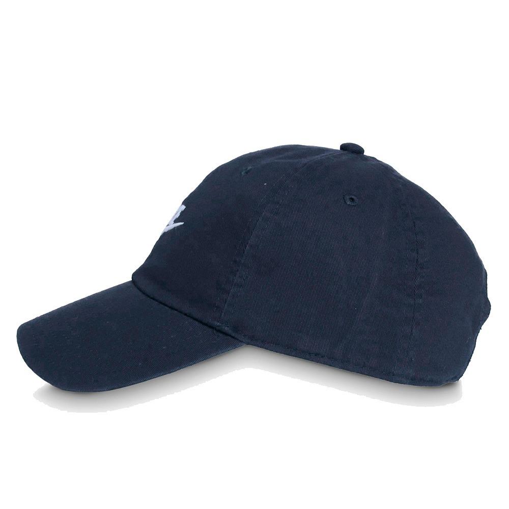 boné nike sportswear futura menino 913011451 azul marinho. Carregando zoom. 7ec6ebde804