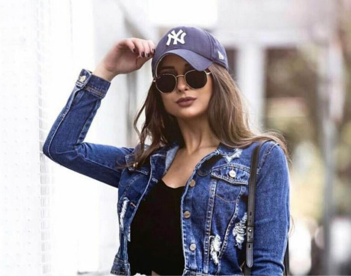 873c3f053 Boné Ny New York Yankees Blogueira Feminino Masculino Snap - R  89 ...