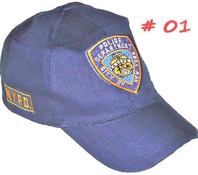 215b9a071 Boné Nypd - Polícia New York - Usa - Militar Modelos - R  54