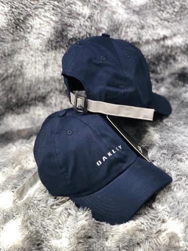 boné oakley azul claro ou escuro refletivo lançamento 2019