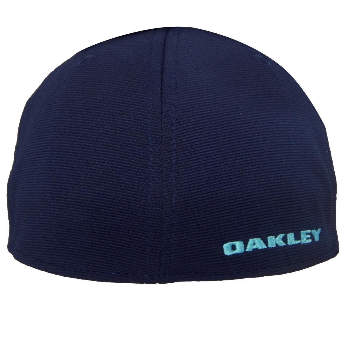 boné oakley azul marinho tincan (pequeno médio) original. Carregando zoom. 773781eb31a