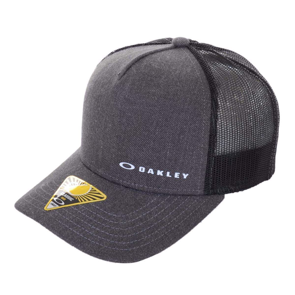 Boné Oakley Chalten Cap Truck Snapback Importado - R  139 4ac1a169609
