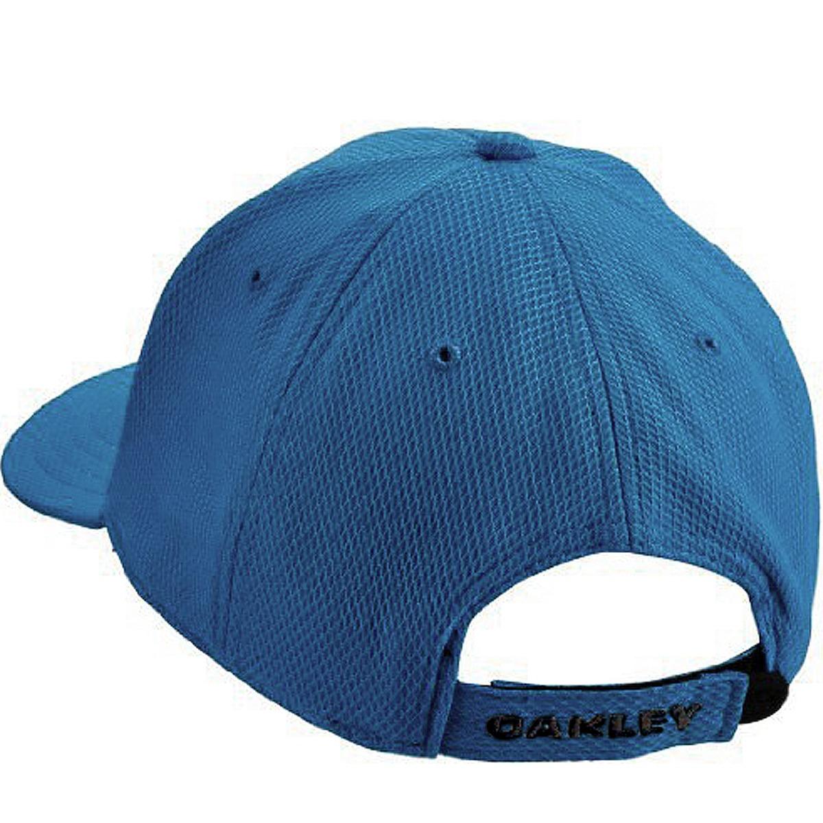 boné oakley golf ellipse hidrolix azul califórnia. Carregando zoom. 88a665491e5