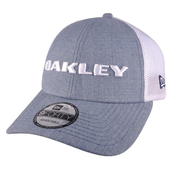 Boné Oakley Heather New Era - Cut Wave - R  89 ba7f8ffbd32