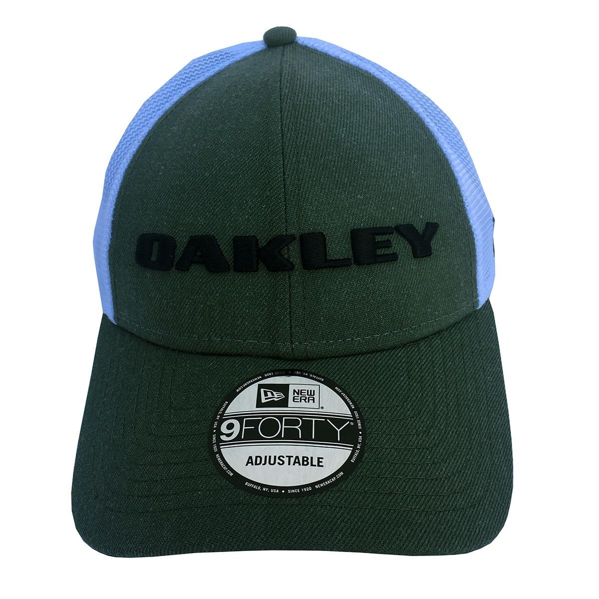 Boné Oakley Heather New Era Hat Original (911523-86v) - R  153 2a392f8e618