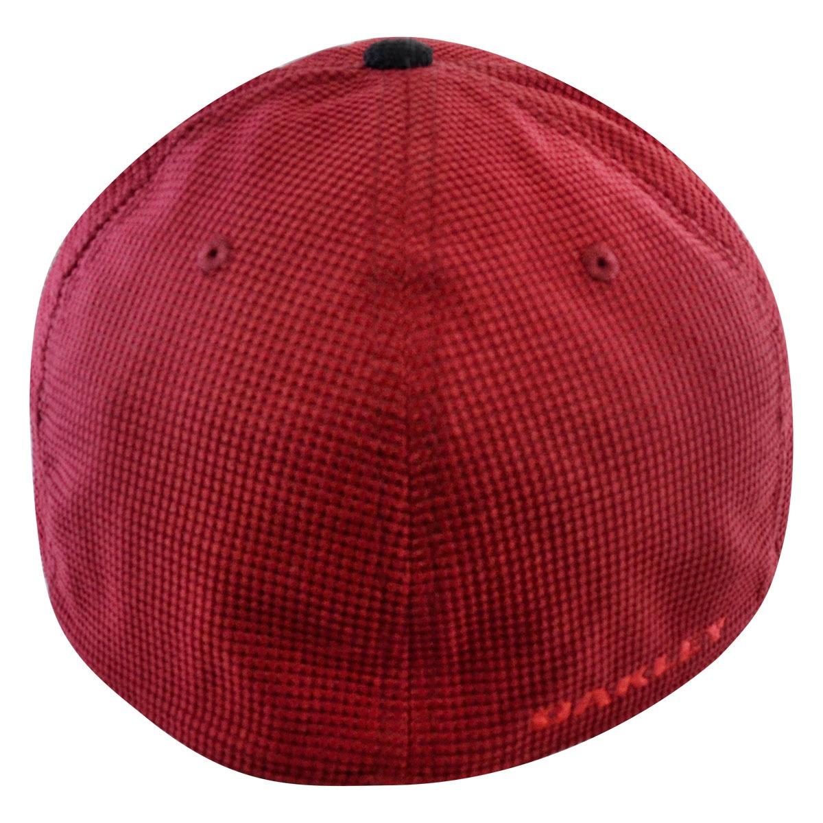 bone oakley metal gascan 2.0 vermelho com preto lançamento-l. Carregando  zoom. ab38e329ce4