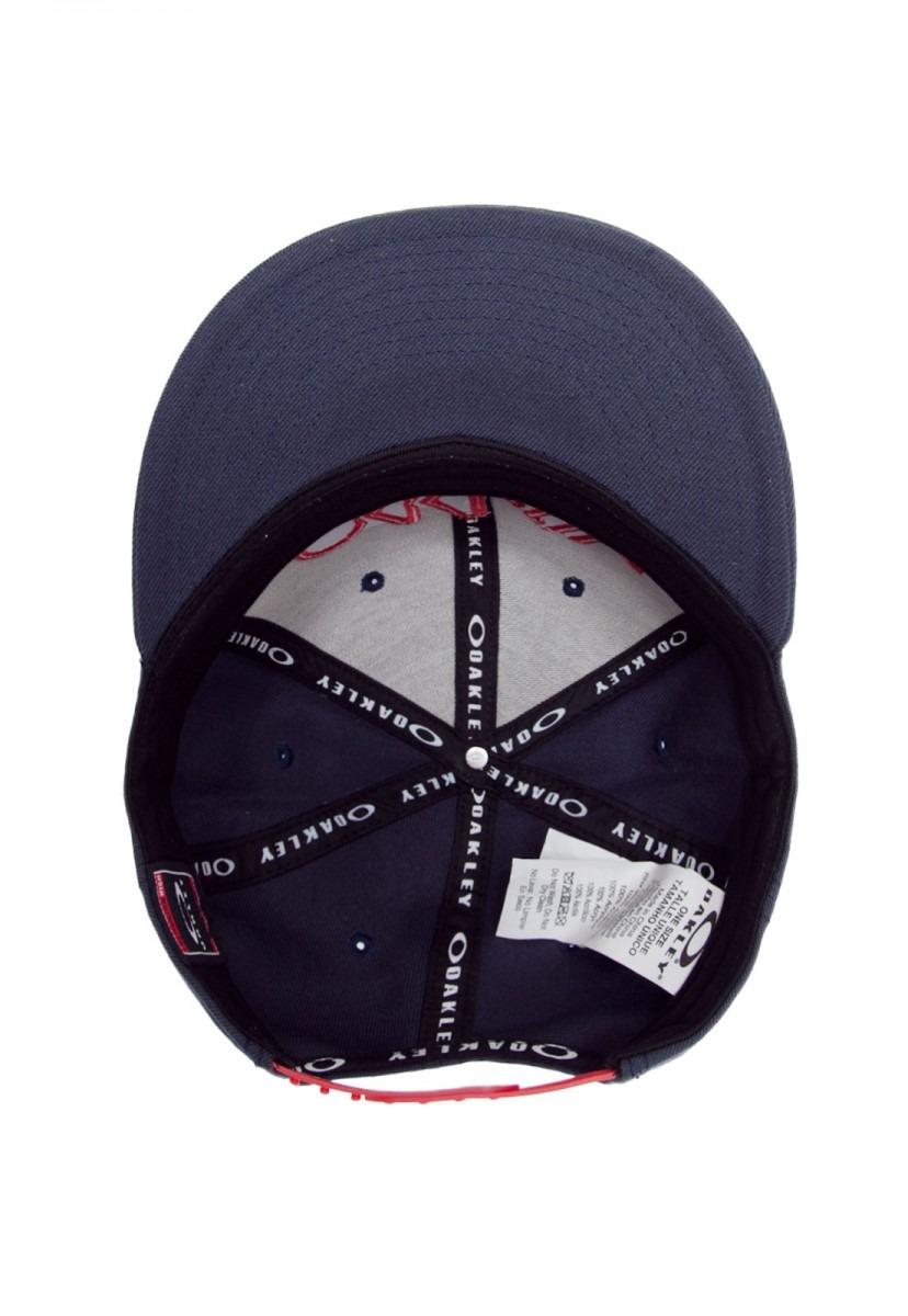 ... top quality boné oakley octane hat aba reta. carregando zoom. 787d7  1e0dd 495c91f1347c5