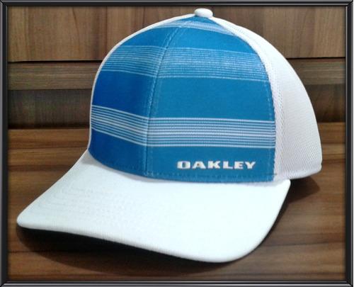 5c2b6039d1b Bone Da Oakley Gascan Mercado Livre