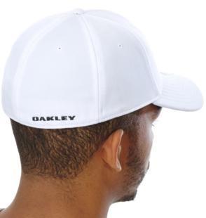 cab8f65b5 Bone Oakley Silicon Ellipse Hat -x/xl - R$ 159,40 em Mercado Livre